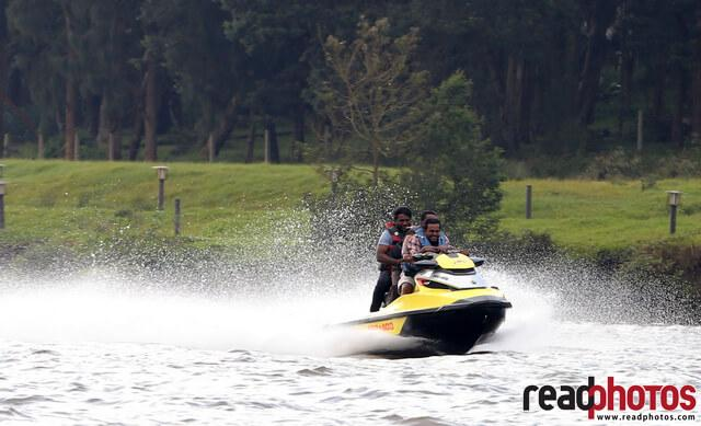 Jetski riders, Nuwara Eliya, Sri Lanka (3) - Read Photos