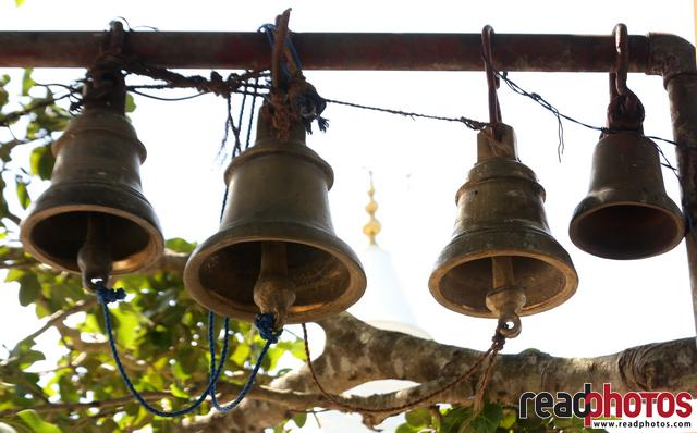 Kovil bells, Sri Lanka