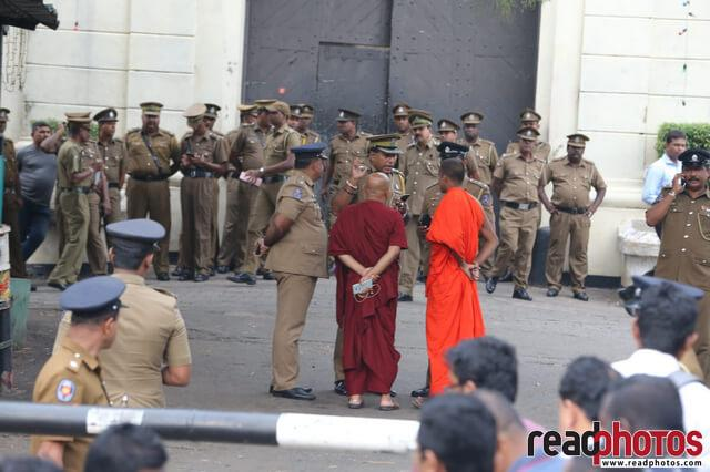 Gnasara thero releasing day 2019 (5) - Read Photos
