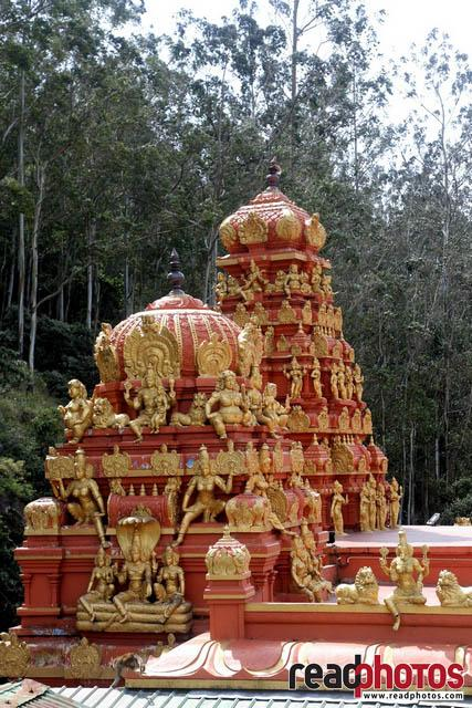 Kovil in Seetha Eliya, Sri Lanka (2)