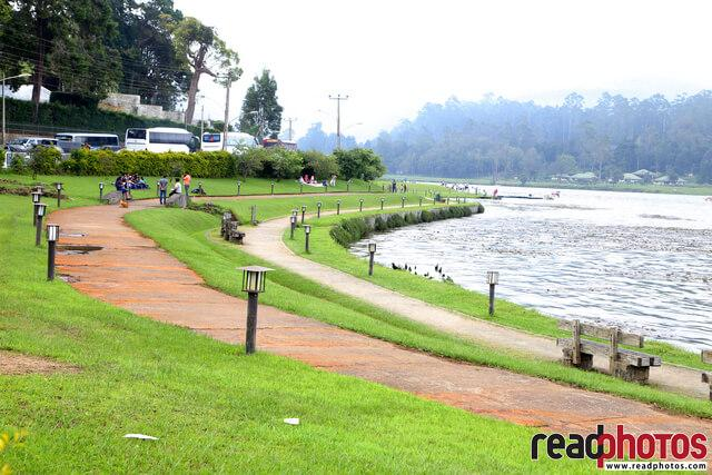 Gregory Lake and park, Nuwara Eliya, Sri Lanka
