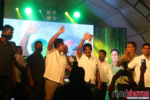 SJB election campaign - Sajith Premadasa at Kotahena on 01/08/2020