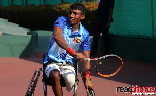 Para tennis, Sri Lanka - Read Photos