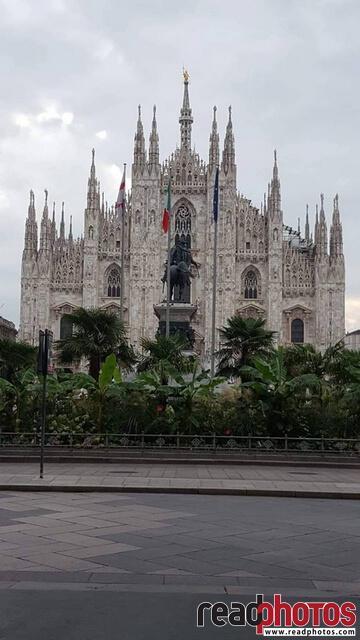 Milano, Duomo, Italy