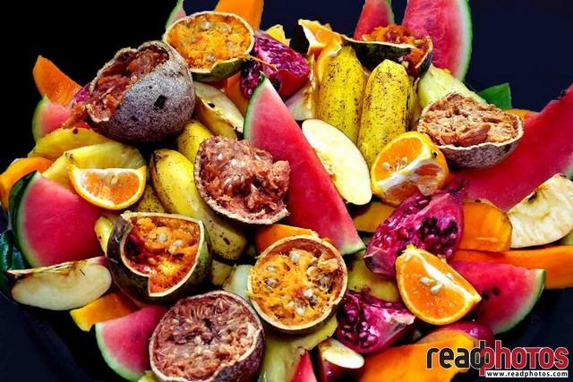 Fruits, Sri Lanka - Read Photos