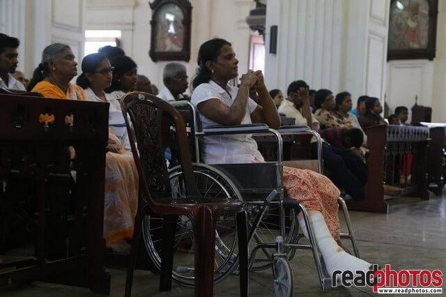 Memorial mass of 21st attack victims, Sri Lanka (3)