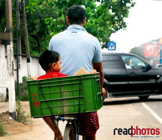 Father and son, Minuwangoda, Sri Lanka (2)