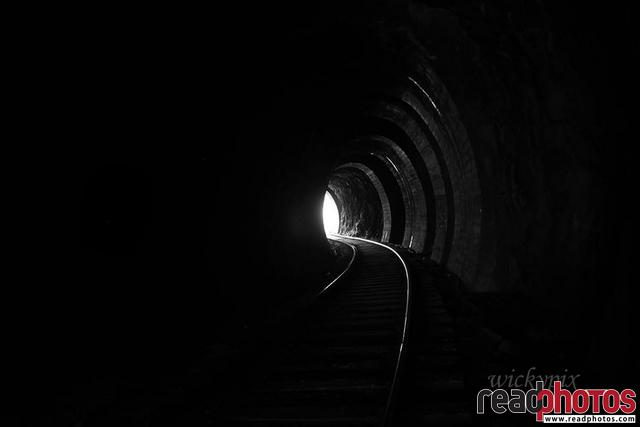Railway tunnel, Sri Lanka - Read Photos