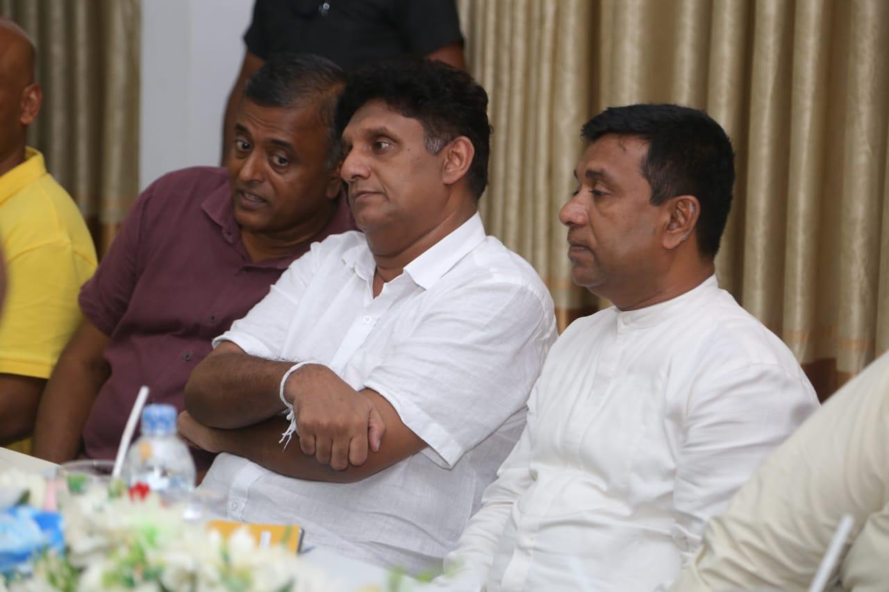 SJB election campaign - Sajith Premadasa at Nikaweratiya on 08/07/2020