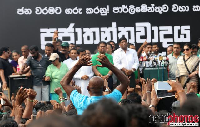 UNP protest Kolluptiya 2018 (4) - Read Photos
