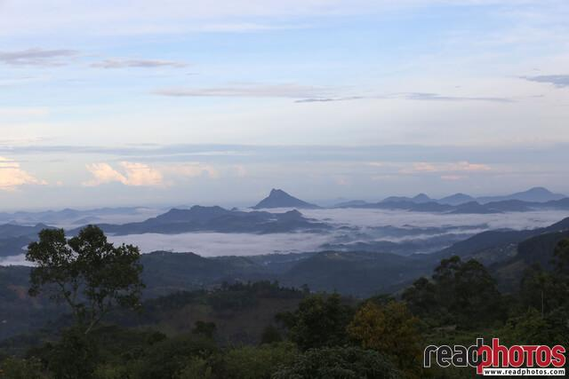 Mountain view, Galaha, Sri Lanka - Read Photos