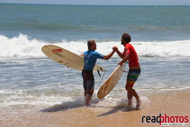 Surfing Players, Arugambe, Sri Lanka - Read Photos