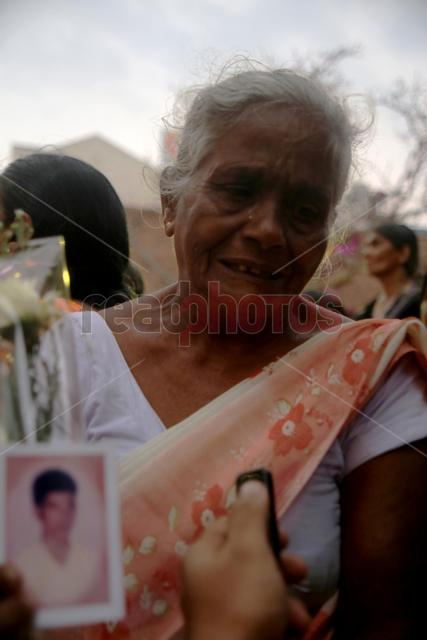 Valentine Day for Families of the Disappeared in Sri Lanka 2018 (5) - Read Photos