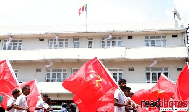 Socialism  rally, Sri Lanka (1)