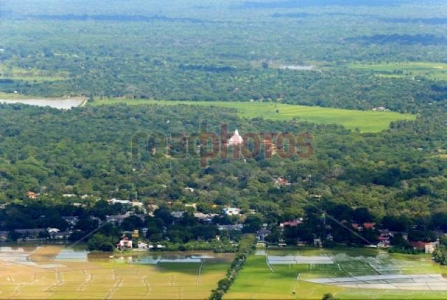 View from the top of Wadasitikanda - (Hambantota in Sri Lanka) - Read Photos