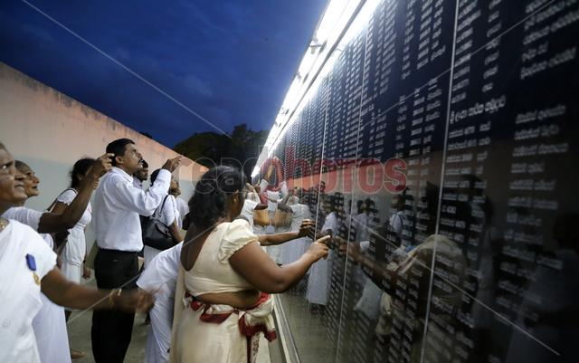War hero memorial, Sri Lanka (3) - Read Photos