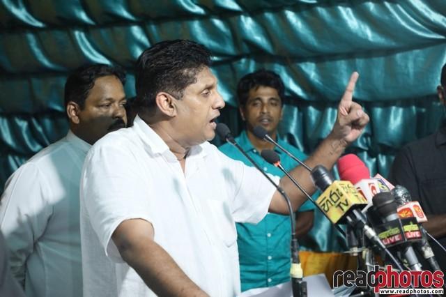 SJB election campaign - Sajith Premadasa at Middeniya on 25/07/2020