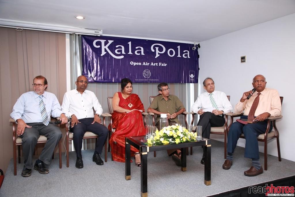 Kala Pola 2020 – Sri Lanka's largest art fair – to be opened on 23rd February 2020