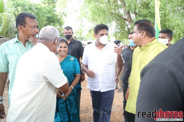 SJB election campaign - Sajith Premadasa at Nochchiyagama on 18/07/2020
