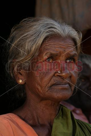 Mother with hope, Galaha in Sri Lanka