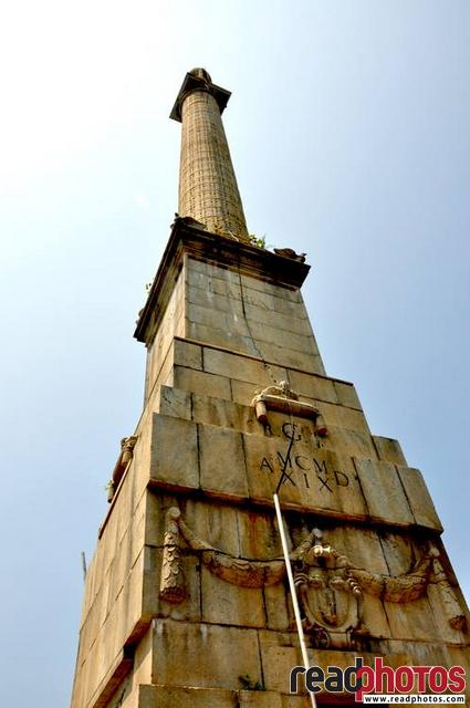 Monument, Sri Lanka  - Read Photos