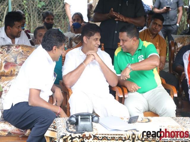 SJB election campaign - Sajith Premadasa at Uva Paranagama on 22/07/2020