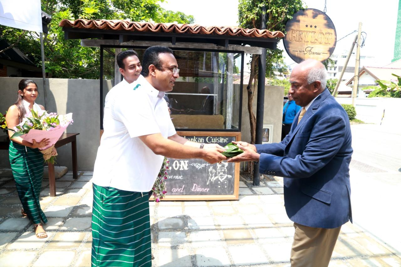 Ceylon by The Avenue has opened doors to its customers