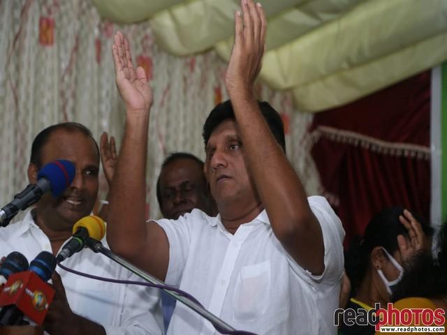 SJB election campaign - Sajith Premadasa at Kalawana on 22/07/2020
