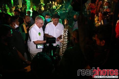 SJB election campaign - Sajith Premadasa at Senkadagala on 24/07/2020