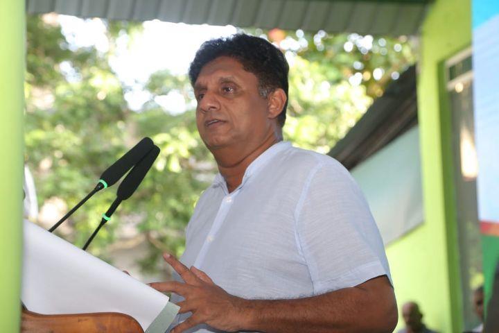 SJB election campaign - Sajith Premadasa at Kirindiwela on 07/07/2020