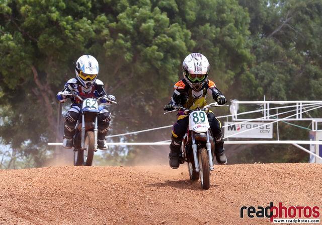 Gajaba super cross kids race, Anuradhapura, Sri Lanka