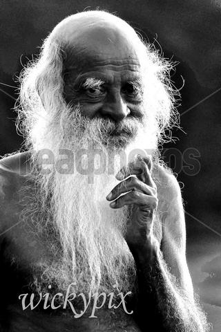 Grandfather, Sri Lanka  - Read Photos