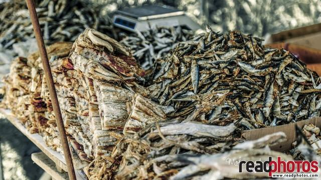 Dry fish, Sri Lanka - Read Photos