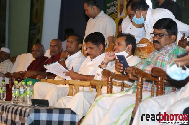 SJB election campaign - Sajith Premadasa at Polonnaruwa on 17/07/2020