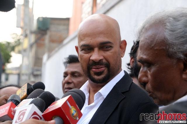 Ranjan Ramanayake granted bail