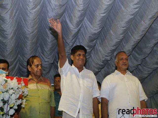SJB election campaign - Sajith Premadasa at Haliela on 22/07/2020