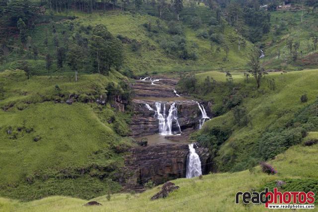 St. Clairs Falls, Thalawakale, Sri Lanka