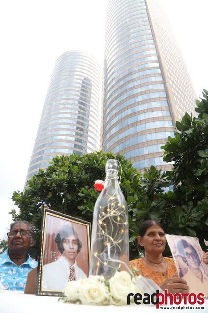 Missing person protest, Sri Lanka, 2019 (4) - Read Photos