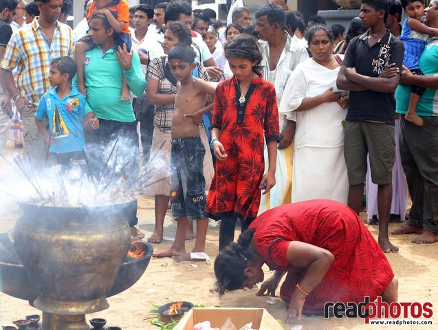 Hindu cultural event, Sri Lanka 2 - Read Photos