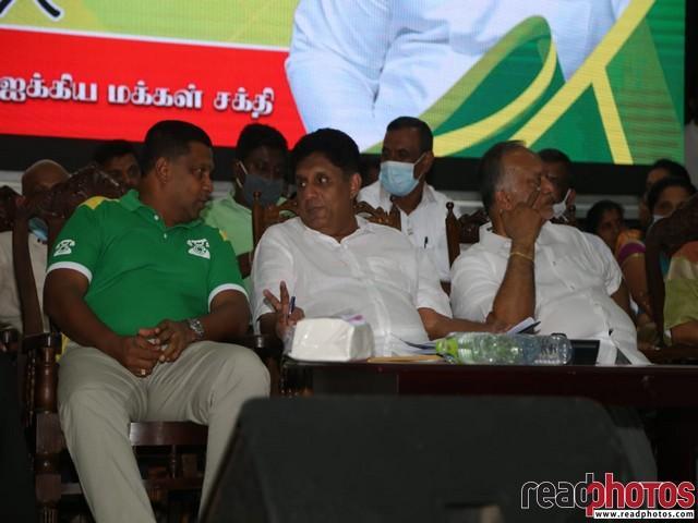 SJB election campaign - Sajith Premadasa at Bandarawela on 22/07/2020