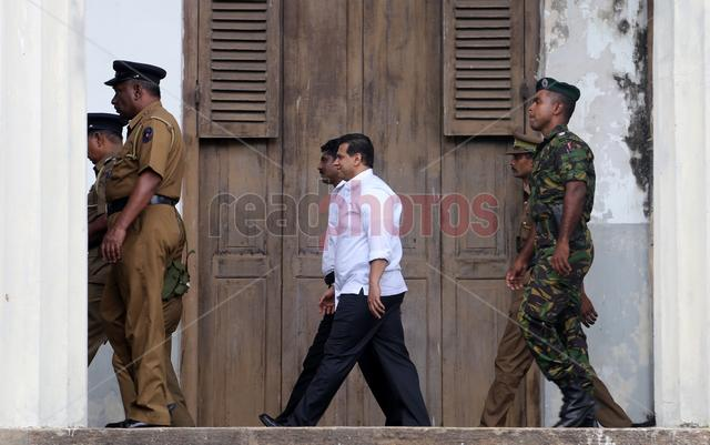 Former MP Duminda Silva after Capital Punishment (2)