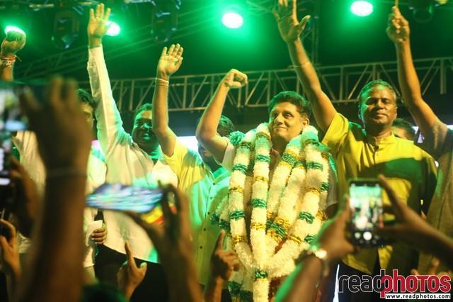 SJB election campaign - Sajith Premadasa at Wattala on 31/07/2020