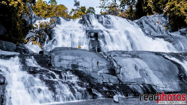 Waterfall, Sri Lanka - Read Photos