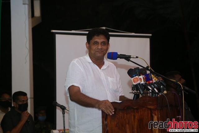 SJB election campaign - Sajith Premadasa at Aranayake on 15/07/2020