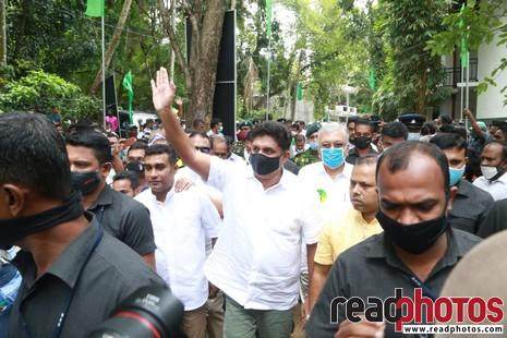 SJB election campaign - Sajith Premadasa at Gampola on 24/07/2020
