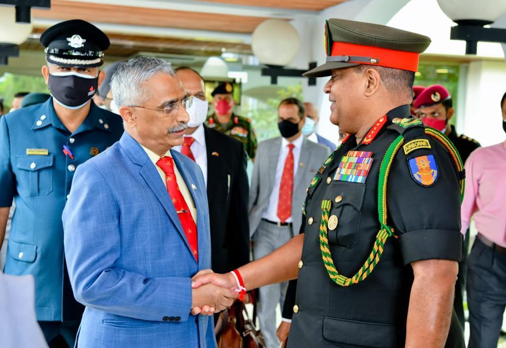Visit of General Manoj Mukund Naravane, Chief of The Army Staff of India to Sri Lanka - Read Photos