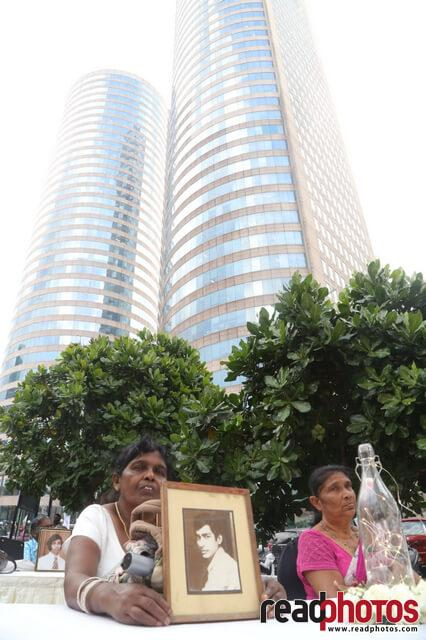 Missing person protest, Sri Lanka, 2019 (1) - Read Photos