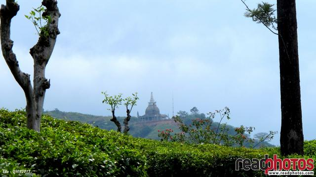 Pagoda in Ella, Sri Lanka - Read Photos
