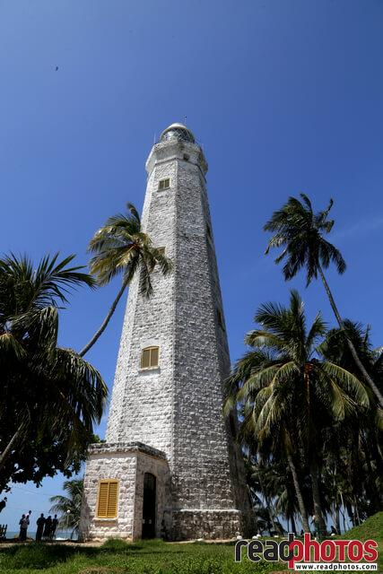 Light house, Dewundara, Sri Lanka