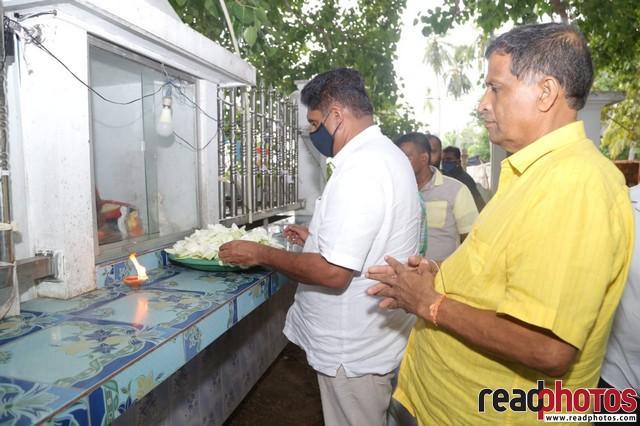 SJB election campaign - Sajith Premadasa at Medirigiriya on 17/07/2020